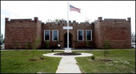 Waveland School-Civic Center, May 2009